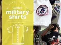 【ミリシャツ特集】 ワッペンや刺繍が入ったミリタリーテイスト満載の春夏の長袖/半袖シャツをご紹介