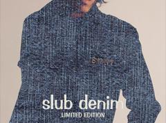 直営店限定 スラブデニムを使用したミリタリーシャツ&ライダースをご紹介