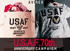 U.S.A.F. 70th ANNIVERSARY CAMPAIGN