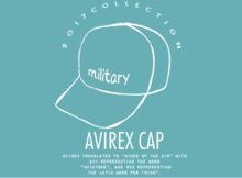 AVIREX×NEW ERAコラボキャップなどオススメの帽子をご紹介