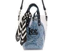 Lee  PVC 2WAY Tote