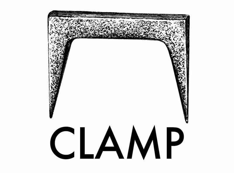 【CLAMP】 夏に向かってTEE&パッカブルレインコート