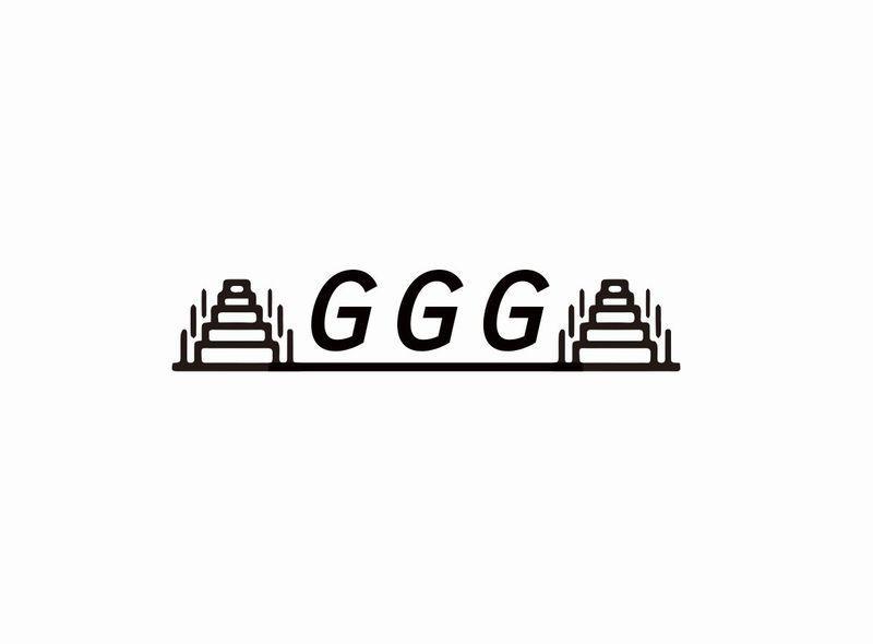 GGG   新作入荷!!