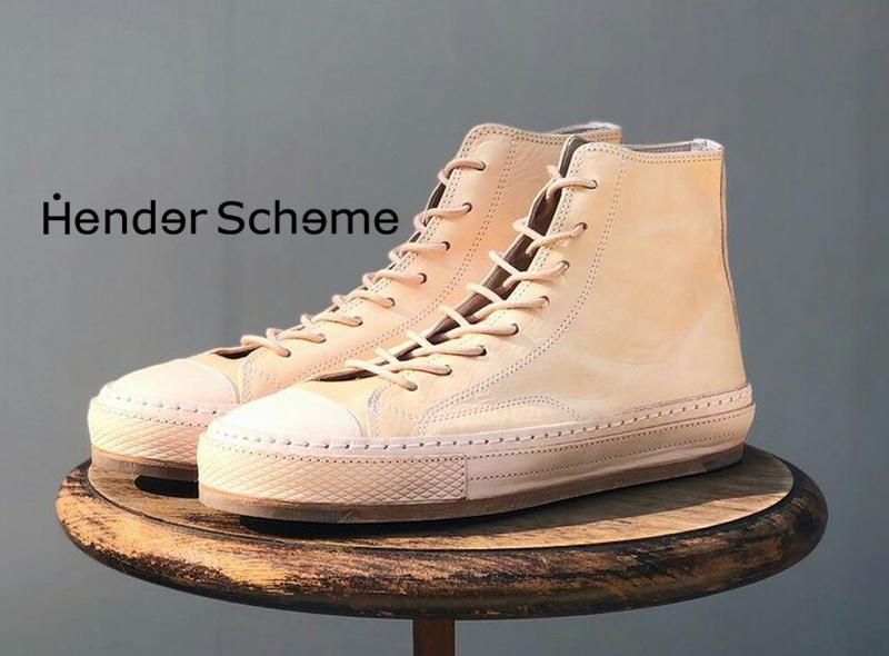 Hender Scheme 2018AW