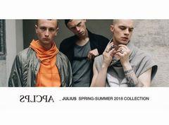 JULIUS 18 S/S COLLECTION