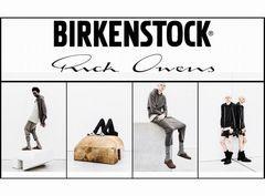 RICKOWENS×BIRKENSTOCK