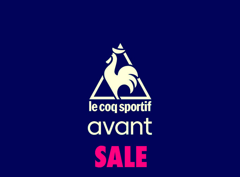 【RAWLIFE ONLINE STORE】《le coq sportif》SUMMER SALE