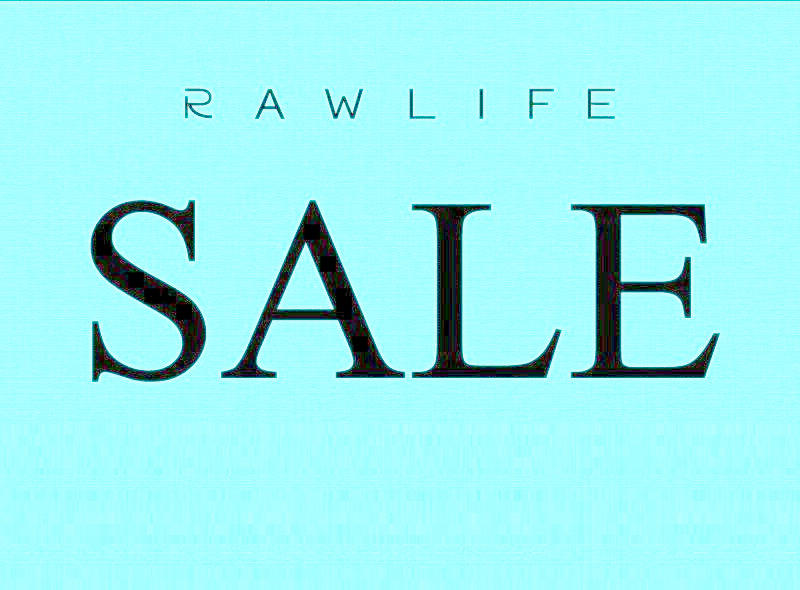 【RAWLIFE ONLINE STORE】☆☆☆2018 Spring/Summer SALE開催中☆☆☆