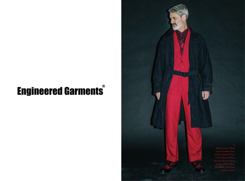 Engineered Garments 新作続々入荷