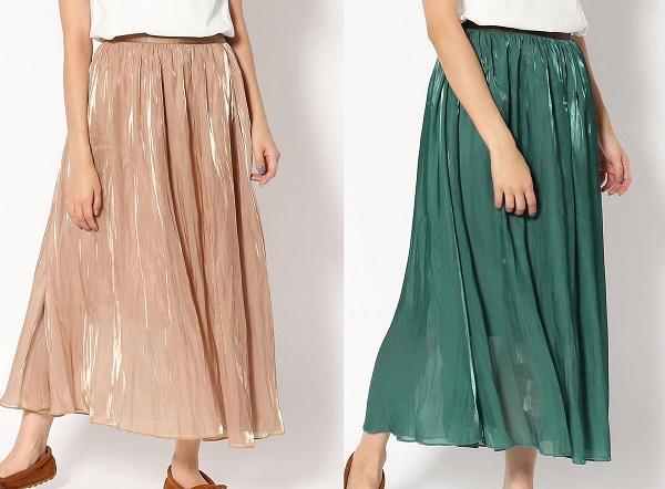 今年の春に絶対合わせたいスカート*