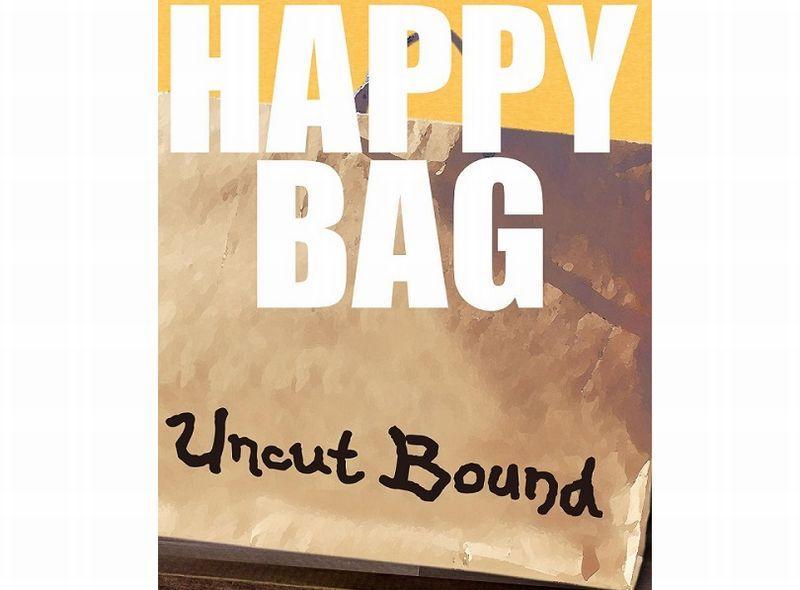 Uncut Bound MEN'S福袋先行予約スタート