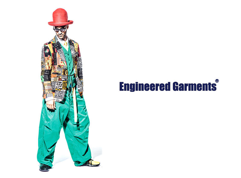 Engineered Garments 新作入荷!