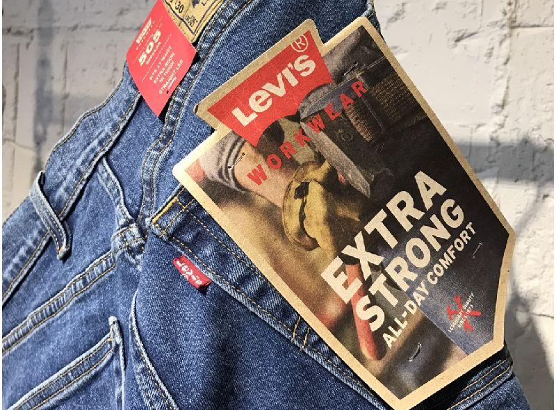 Levi's Extra Strong Workwear 入荷しました!