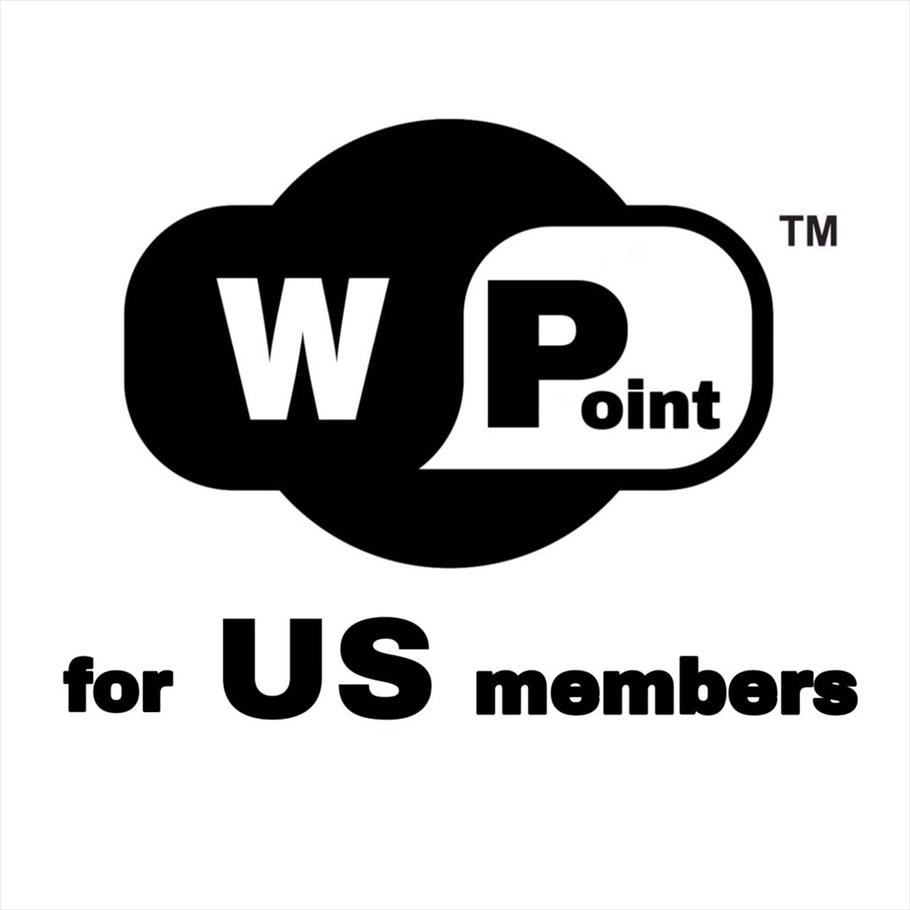 W-Point for US members
