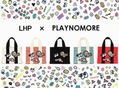 LHP × PLAY NO MORE