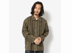 SOUTH2 WEST8 / Hunting Shirt-Flannel Pt